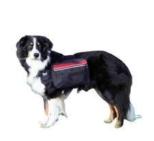 Trixie  Pettorina Con Borse Zaino Per Cani Taglia L  28x18 cm Imbragatura Cane