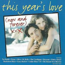 This Year's Love - Various Artists (1997 Double CD Album)