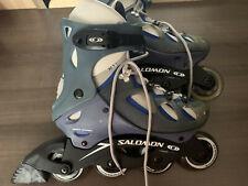 Salomon Skates (Rollerblades) inline skates. Size Us W 8 M 7.5 Ac6 Composite