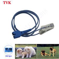Veterinary Clip SpO2 Sensor For Nellcor(oxi) DS-100A, N550, Compatible Probe