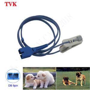 Nellcor(oxi) Veterinary Clip SpO2 Sensor For DS-100A, N550, Compatible Probe