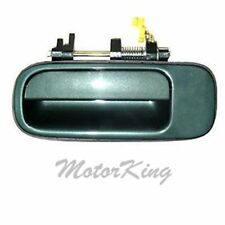 For 1992 1993-1996 Toyota Camry Outside Door Handle GREEN 6P2 Rear Left B398