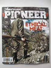 American Pioneer magazine - Premiere Issue volume #1 - released March 2018