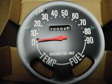 1976 1977 1978 1979 1980 1981 ?? Jeep CJ7 ?? NOS 90 Mph Speedometer # 8125434