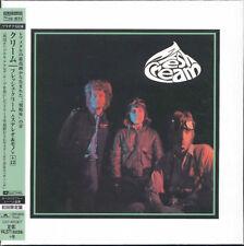 CREAM-FRESH CREAM (STEREO & MONO)-JAPAN  MINI LP 2 PLATINUM SHM-CD L00