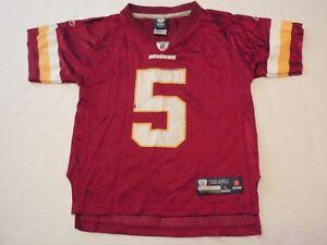 Donovan McNabb Washington Redskins Reebok NFL Jersey Size Child Large (7)   #5