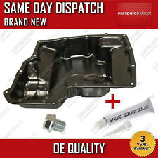 Ford Transit Mk6 Mk7 2.0 2.2 FWD Engine Oil Sump Pan With Sump Plug 1706974