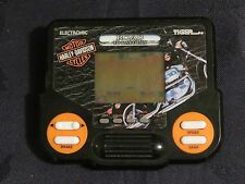 Harley Davidson Road To Daytona LCD game. Tiger Electronics Vintage 1988