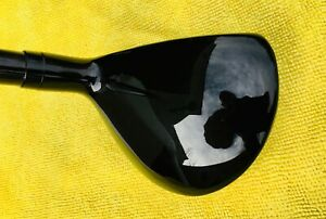 NEW PURESPIN DIAMOND FACE 5 WOOD & STRAIGHT (FAT) SHAFT MADE WITH KEVLAR