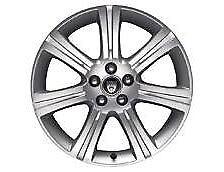 """Jaguar XF Refurbished 18"""" Venus Alloy Wheel"""