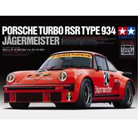 Tamiya 24328 Porsche Turbo RSR Type 934 Jägermeister 1/24