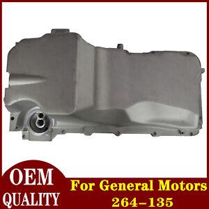 For Chevrolet Silverado 1500 1500 HD 2500 2500 HD Silverado 3500 Oil Pan 264-135