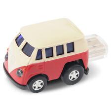 Offizieller VW Wohnmobil Q-Serie Bus USB Speicherstick 8Gb - Rot