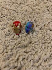 Marvel Legends Nebula And Iron Man Heads ONLY Avengers Endgame Target MCU 2 Paxk