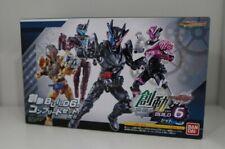Shokugan Candy Toy SODO Kamen Rider Build 6 SET (7 pcs) IMPORT JAPAN US SELLER