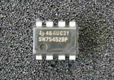 2 x controlador de periféricos lado baja SN75452BP Dual 8-Pin, 0.4 A 30 V Pic Arduino Pdip