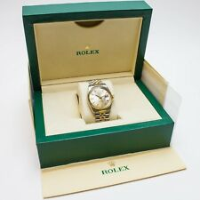 Rolex Oyster Perpetual Datejust Automatic Watch Ref. 1601 SS and 18ct Gold 1966