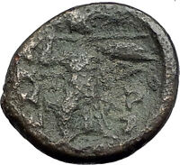 LARISSA Thessaly Ancient Greek Coin for THESSALIAN LEAGUE - APOLLO ATHENA i62744