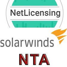 Solarwinds NetFlow Traffic Analyzer, Perpetual/Full Feature License