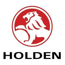 Holden Red Lion on White Sticker - Premium Quality - 150mm Square