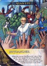 2015 Marvel 3D Legendary DBG Stan Lee Bystander Card