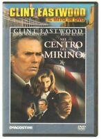NEL CENTRO DEL MIRINO DVD Film ITALIANO PAL Abbinamento Editoriale