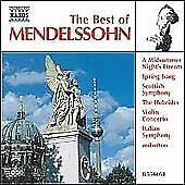 The Best of Mendelssohn, , Audio CD, New, FREE & FAST Delivery