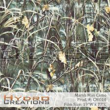 Hydrographic Film Marsh Max Camo 6 Square Meter Roll