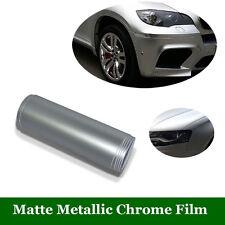 Matt Satin Chrome Pearlescent Matte Vinyl Wrap Car Wrapping Sample Sizes