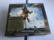 AC/DC : Blow Up Your Video CD (2003) RMST W BKLT 5099751077022 EX/EX [T10]
