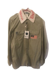 Dolce & Gabbana Button Down Military Limited Edition