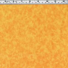 Yellow Gold SPONGE Print Fabric ~ FQ