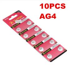 10PCS Mini 1.55V SR626SW 377 V377 177 L626 AG4 SR66 Button Cell Coin Battery