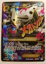 M Aggron EX 154/160 Primal Clash Full Art Pokemon Card