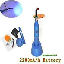Sale Dental 5W Wireless LED Curing Light Lamp 1500mw  Dentale che cura  Leggero