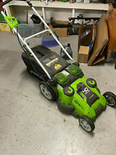 GreenWorks 25302 Twin Force G Cordless Lawn Mower