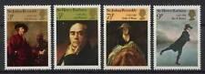 GB 1973 British Paintings SG 931/934 Set of 4 Mint MNH