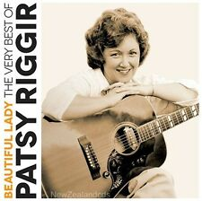 Patsy Riggir Beautiful Lady Very Best Of 2013 cd - New Zealand Country Music