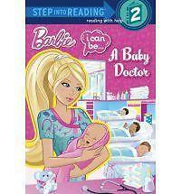 I Can Be...A Baby Doctor (Barbie) (Step into Reading)