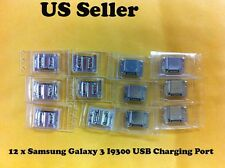 12x Samsung Galaxy S3 SCH-R530 USB Charger Charging  Connector Socket Dock Port