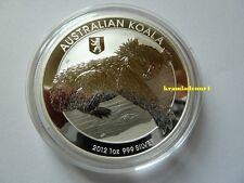 """Australien Koala 2012 """"Privy Berliner Bär"""" 1 Oz .999 Silber * *Max 32.360 Ex.* *"""