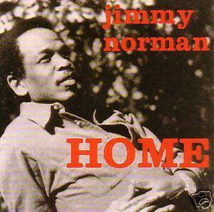 JIMMY NORMAN - HOME - Rare R&B CD!