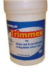 Trimmex Blut Stopper Pulver Koagulationsmittel. 30g