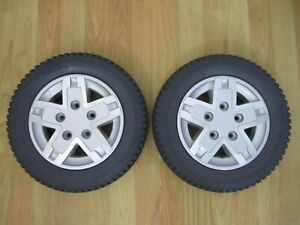 3.00-8 Quantum PRIMO Power Chair Drive Wheels, Flat Free - NICE - FAST SHIPPING