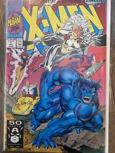x-men 1 NM   1991 Signed Stan Lee With COA