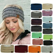 Women Lady Wide Elastic Stretchy Headband Hair Band for Running Fitness Sport GR