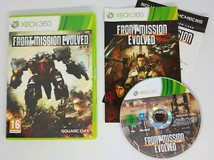 Front Mission Evolved Xbox 360 Complete PAL