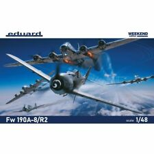 Eduard Edua84114 German WWII fighter aircraft Focke-Wulf Fw 190A-8/R2 1/48