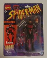⭐Marvel Retro Collection Daredevil 6 inch Action Figure Spiderman Series