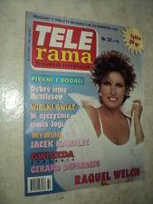 TELERAMA 172 (7/8/98) CELINE DION GERARD DEPARDIEU RAQUEL WELCH MADONNA DILLON